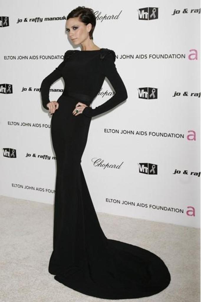 Victoria Beckham, 2009 rok