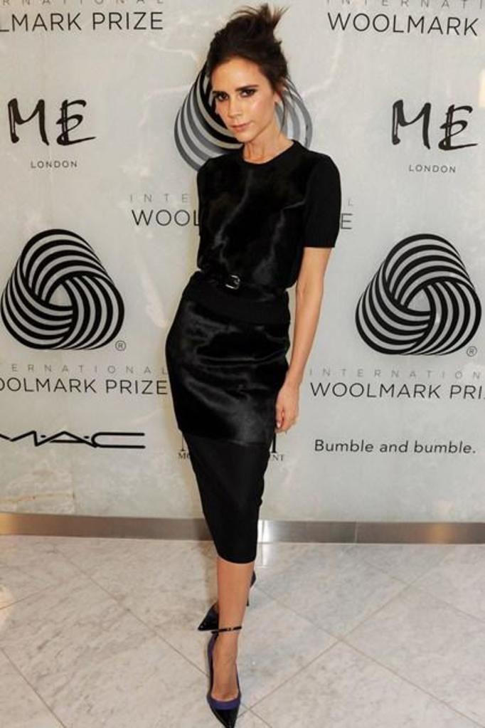 Victoria Beckham, 2013 rok