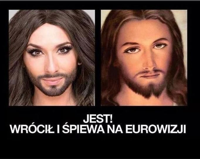 Conchita Wurst mem