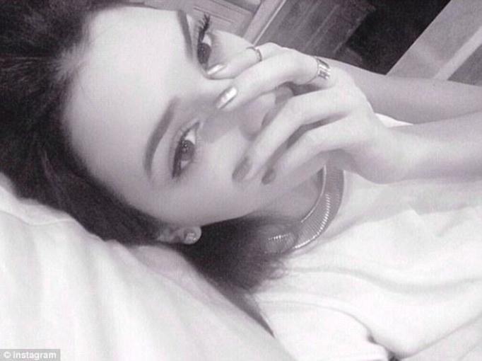 #Iwokeuplikethis Kendall Jenner