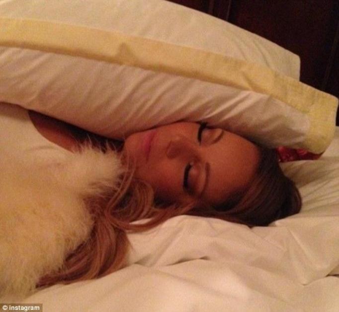 #Iwokeuplikethis Mariah Carey