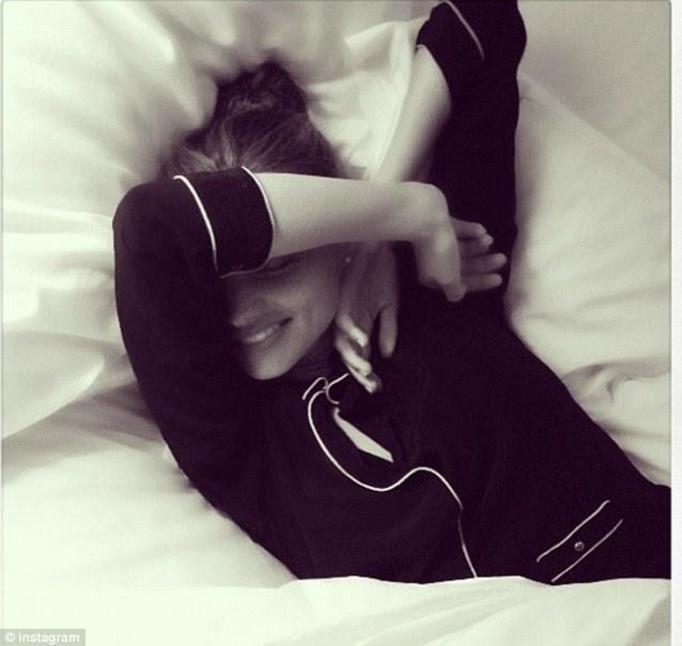 #Iwokeuplikethis Miranda Kerr