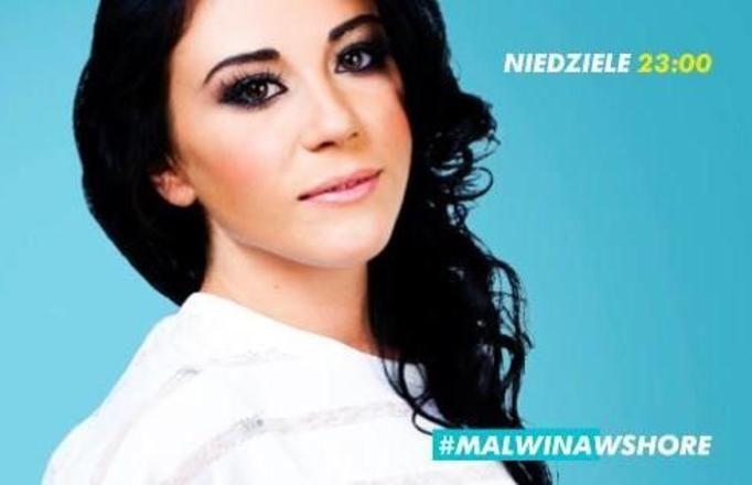 Malwina z Warsaw Shore