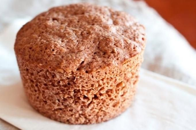 Muffinka light w kubku