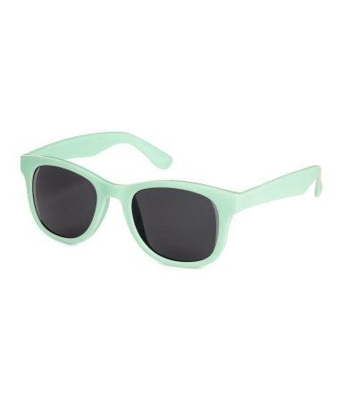 okulary przeciwsłoneczne H&M, ok. 19zł