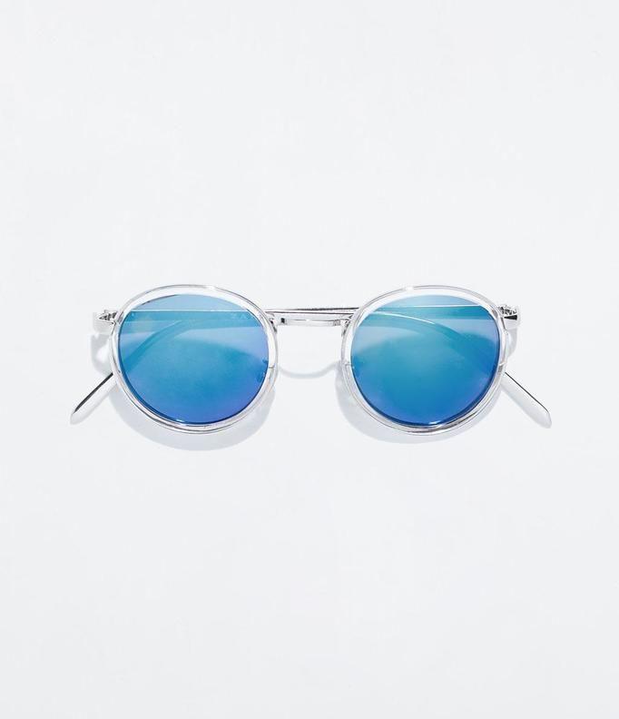 okulary przeciwsłoneczne Zara, ok. 89zł