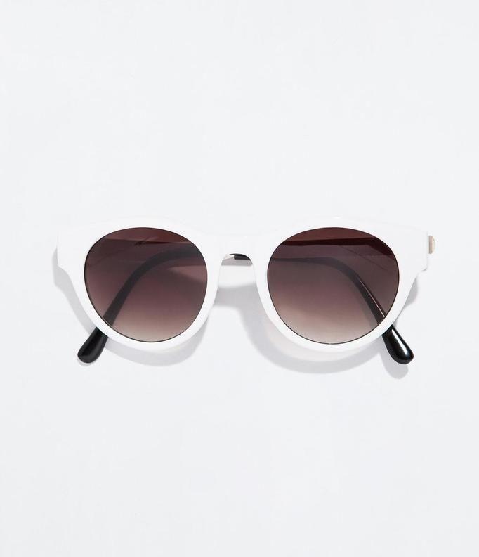 okulary przeciwsłoneczne Zara, ok. 99zł
