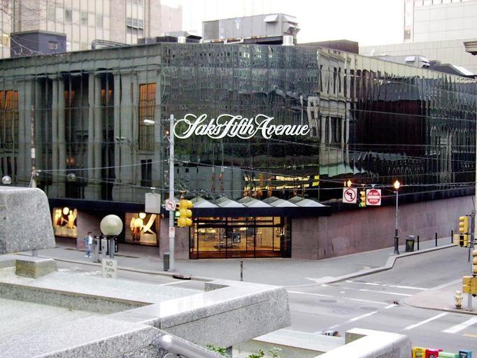 Saks Fifth Avenue,