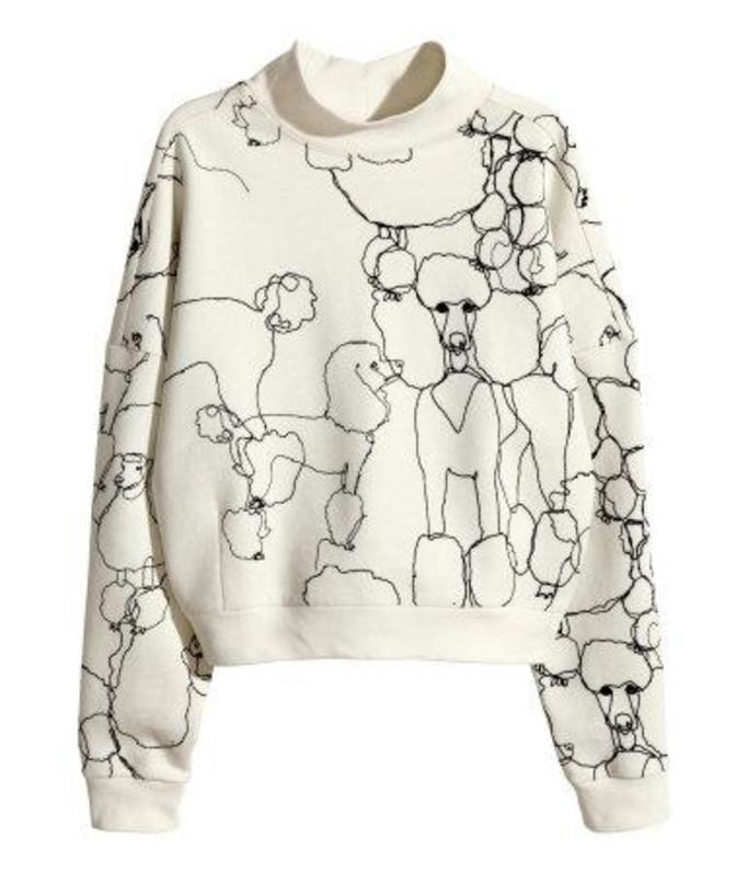bluza H&M, ok. 49zł