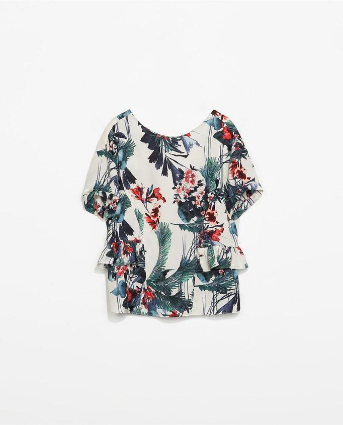 bluzka Zara, ok. 99zł