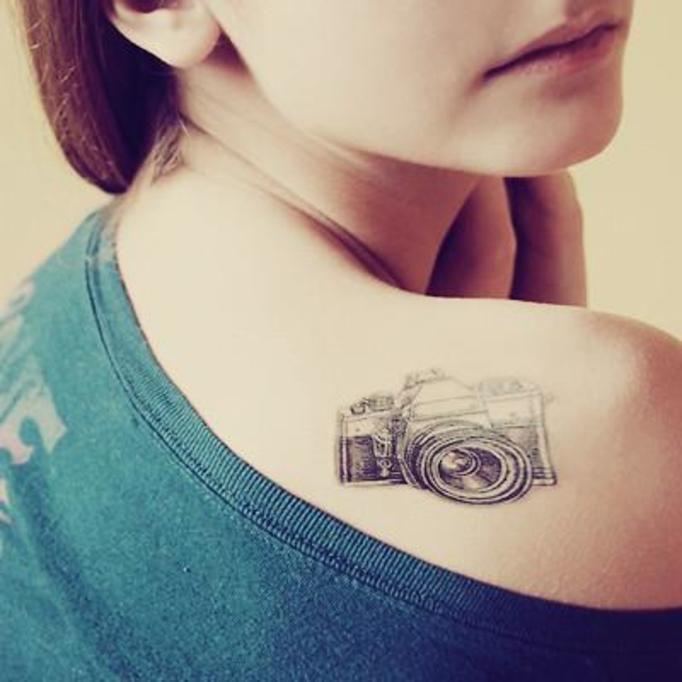 Męskim Okiem 10 Seksownych Tatuaży Dla Kobiet Papilot