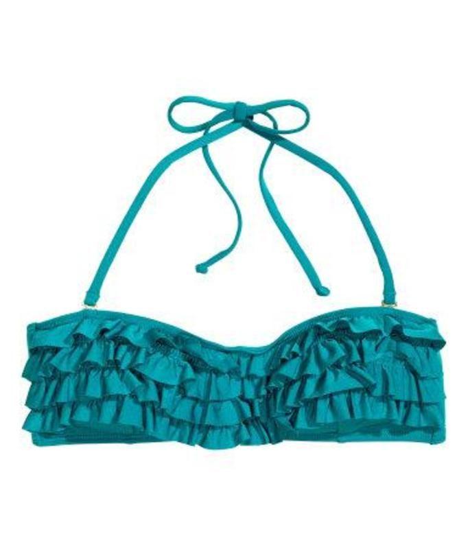 kostium kąpielowy - góra H&M, ok. 49zł