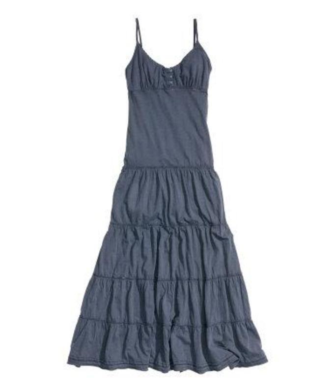 sukienka maxi H&M, ok. 129zł