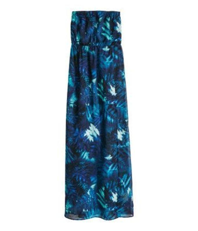 sukienka maxi H&M, ok. 79zł