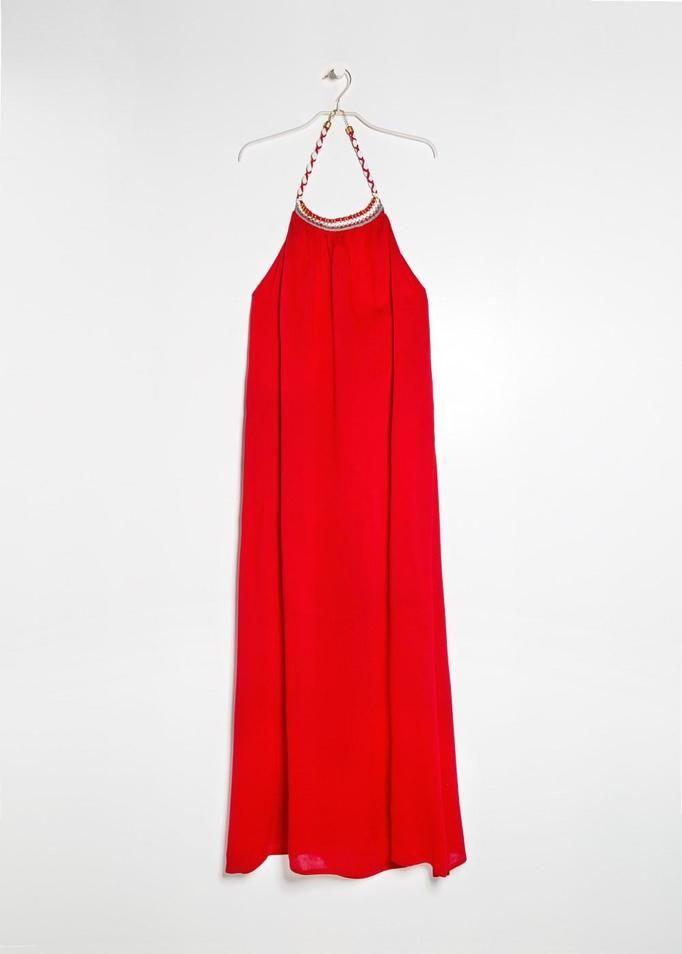 sukienka maxi Mango, ok. 119zł