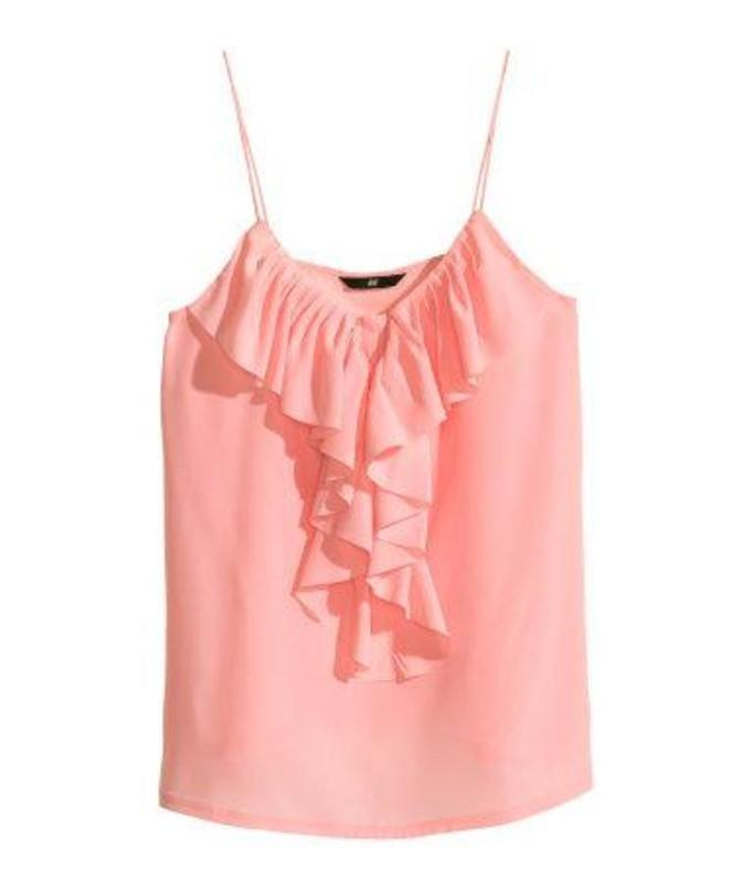 bluzka na ramiączkach H&M, ok. 59zł