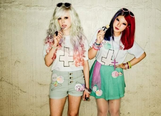 dwie dziewczyny