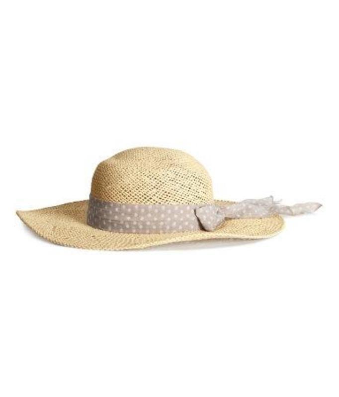 kapelusz H&M, ok. 40zł