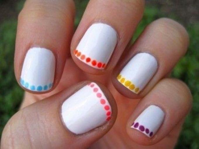 Pomysły Na Manicure Dla Krótkich Paznokci Zdjęcia Papilot