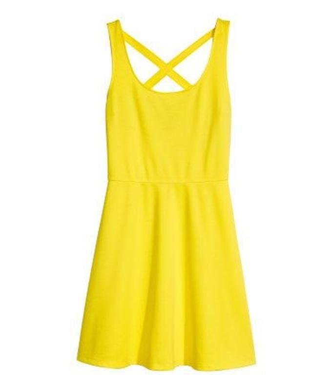 sukienka H&M, ok. 39zł