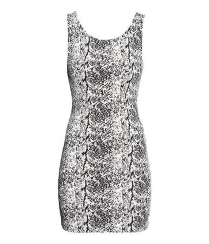 sukienka H&M, ok. 79zł
