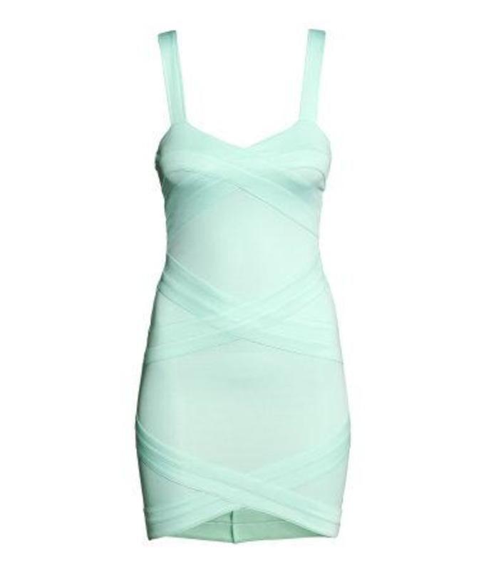 sukienka H&M, ok. 99zł