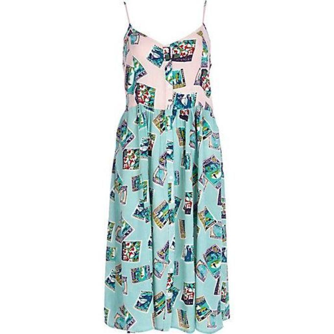 sukienka River Island, ok. 125zł
