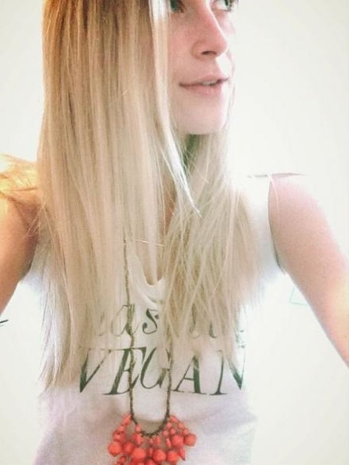 The Blond Vegan