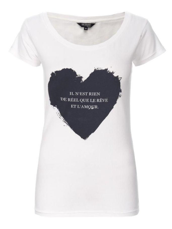 t-shirt Top Secret, ok. 29,90zł