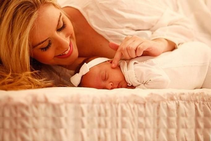 mama i dziecko