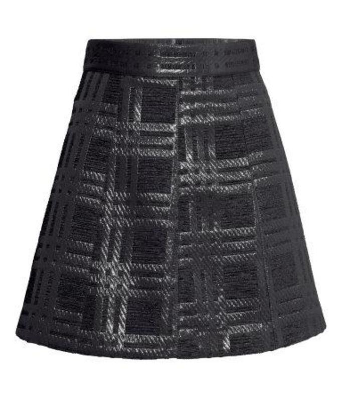 spódnica H&M, ok. 150zł