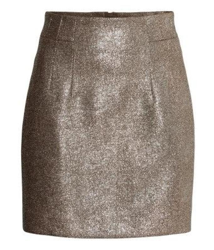 spódnica H&M, ok. 99zł