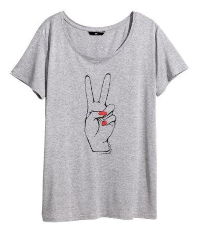 T-shirt H&M, ok. 39zł