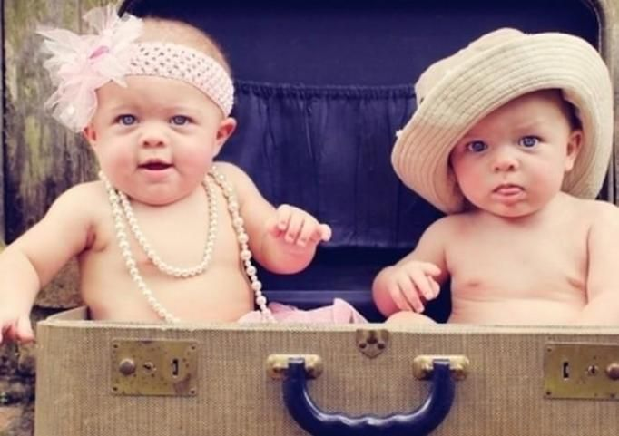 bliźnięta