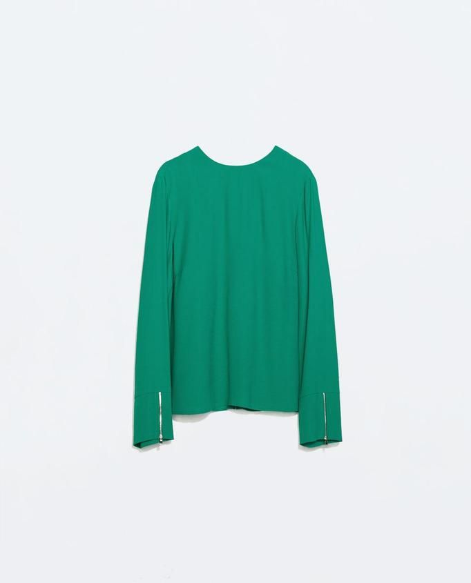 bluzka Zara, ok. 199zł