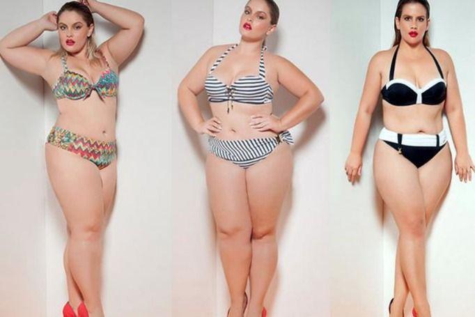 dziewczyna z nadwagą
