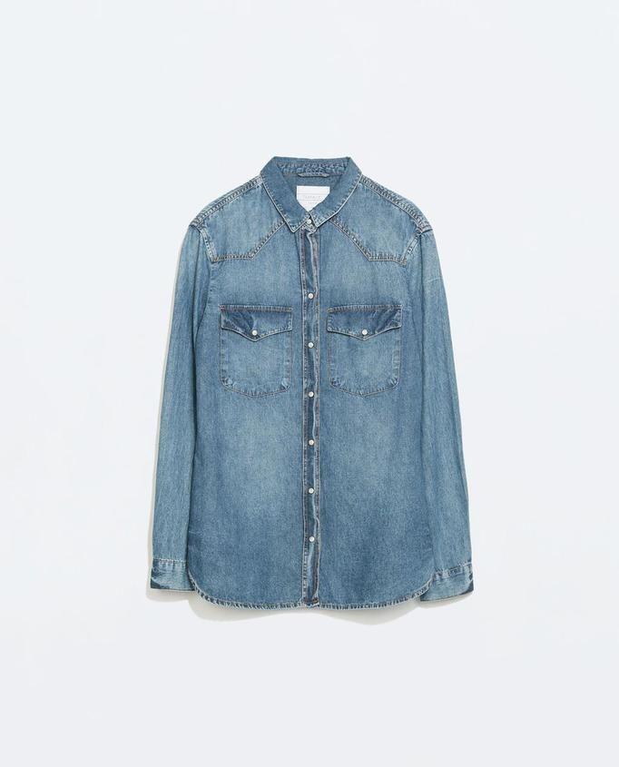 koszula Zara, ok. 99zł