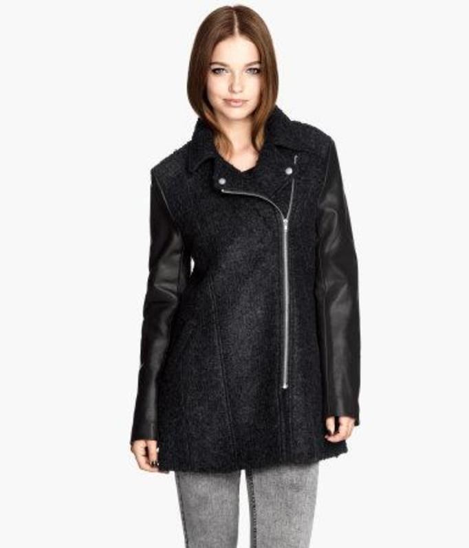 płaszcze na jesień 2014