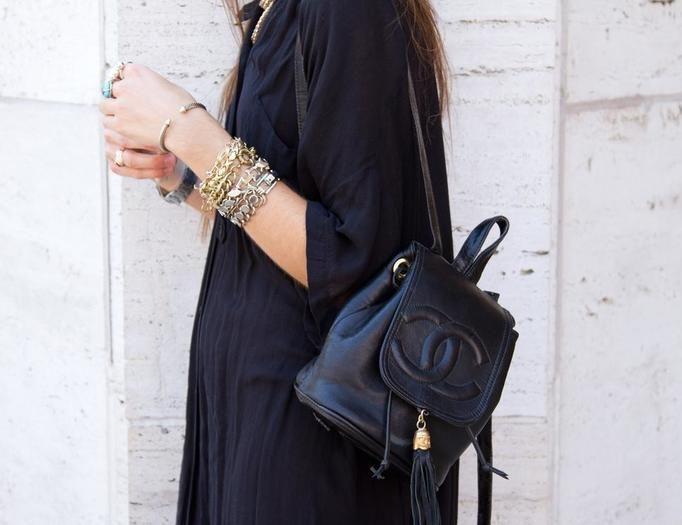 plecak Chanel