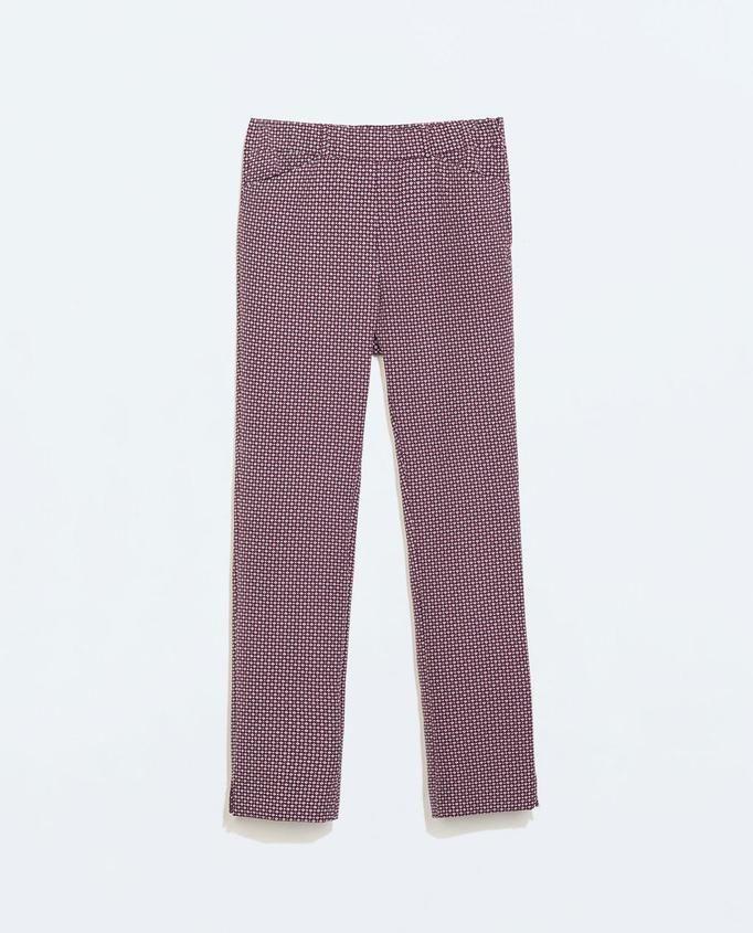 spodnie Zara, ok. 149zł