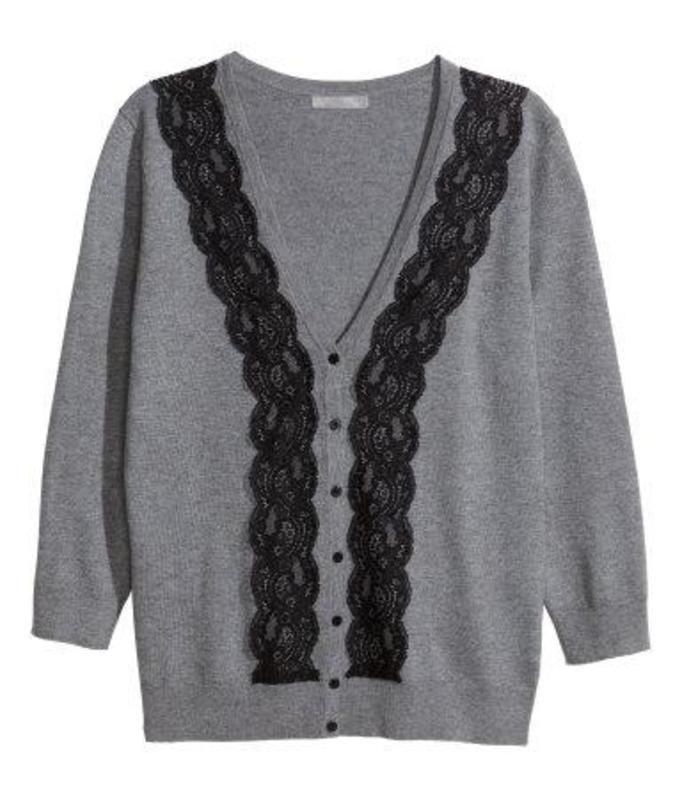 sweter H&M, ok. 80zł