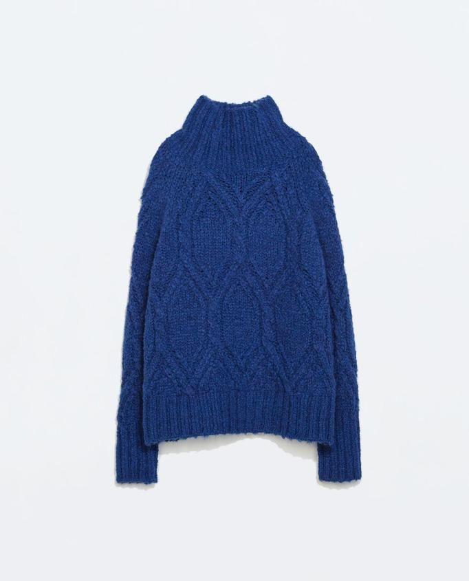 sweter Zara, ok. 199zł