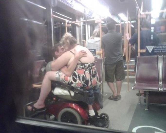 Czułości w miejscach publicznych