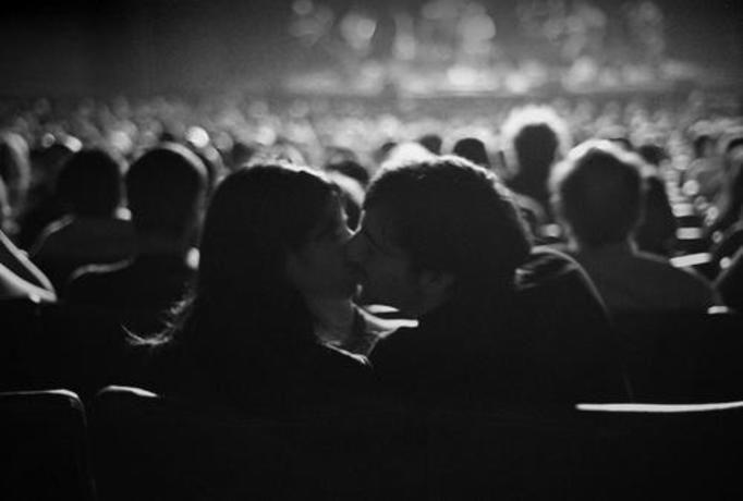 para pocałunek