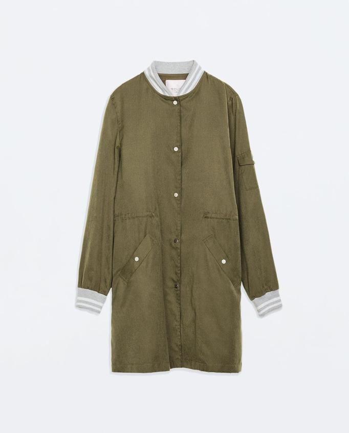 płaszcz Zara, ok. 199zł