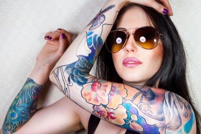 Co Tatuaż Mówi O Tobie Nic Dobrego Choroby Psychiczne