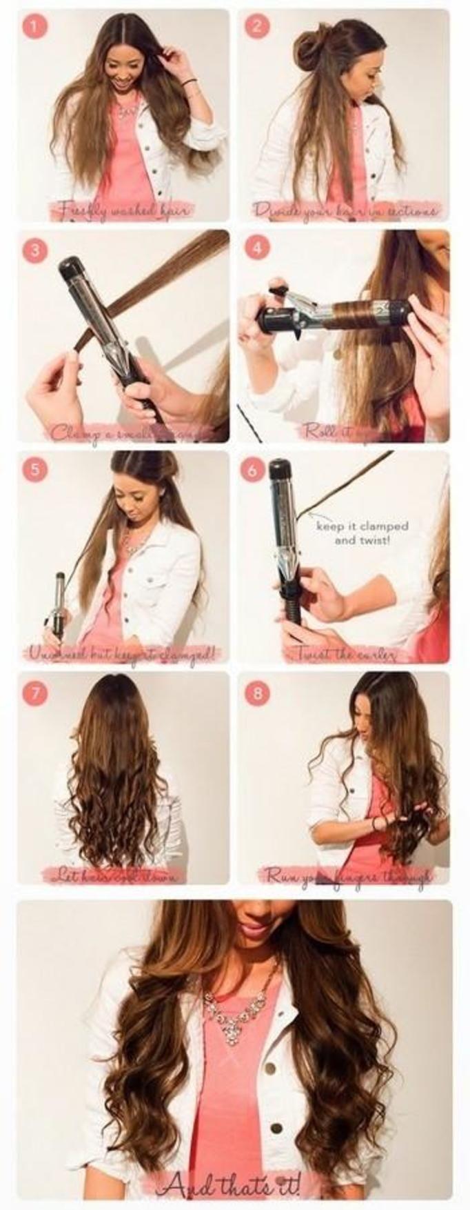 Fryzury Które Zakamuflują To że Nie Umyłaś Włosów Mamy