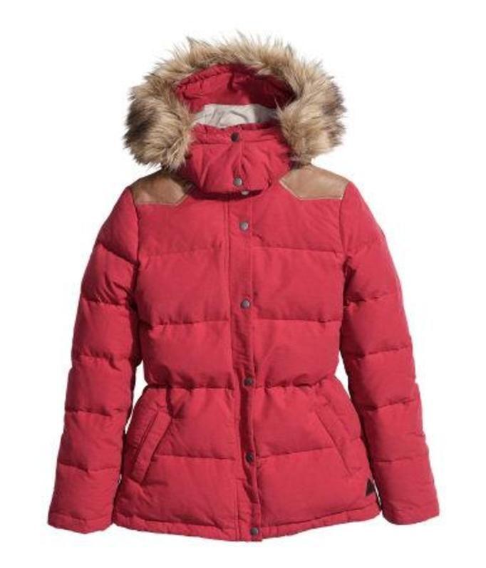 kurtka H&M, ok. 299zł