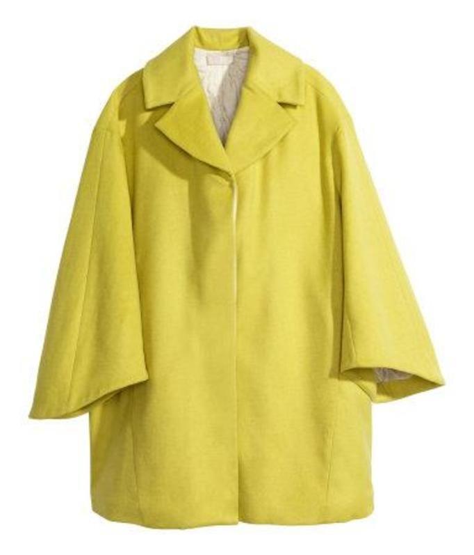 płaszcz H&M, ok. 299zł