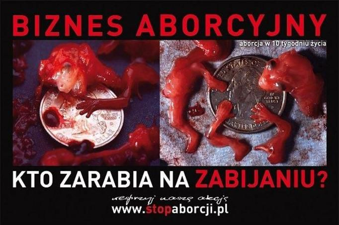 stop aborcji
